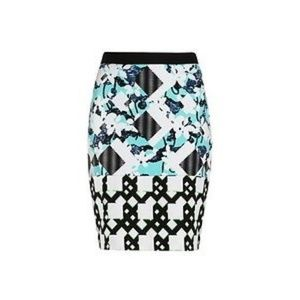 Peter Pilotto for Target Pencil Skirt New Sz 6